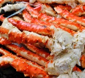Alaskan King Crab & Snow Crab
